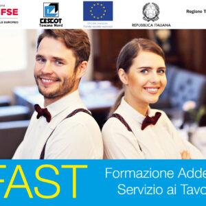 Corso FAST - Formazione Addetto Servizio ai Tavoli