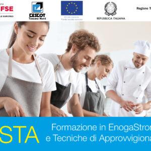 Corso FESTA - Formazione EnogaStronomia Tecniche Approvvigionamento